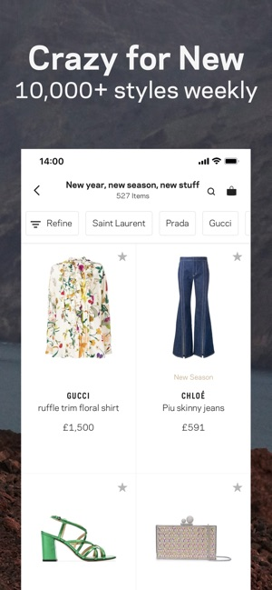 5e6b6e851c27  Farfetch - Designer Clothing on the App Store