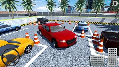 real coche aparcamiento juegoCaptura de pantalla de6