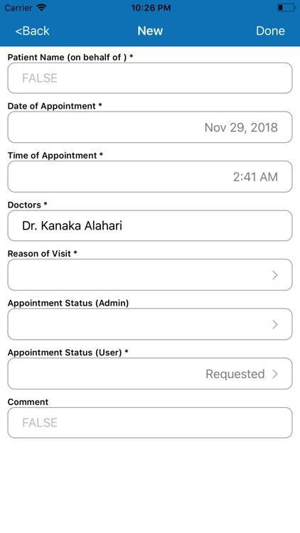 KidzCare Pediatrics screenshot-7