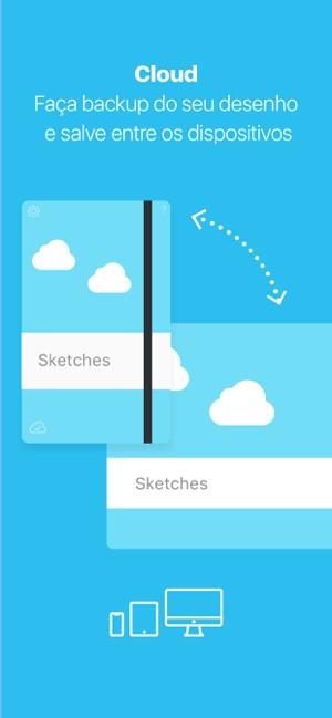 Tayasui Sketches Pro Screenshot