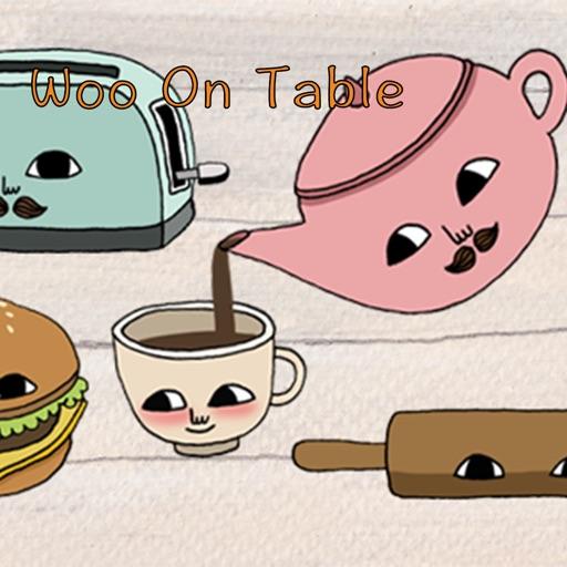 Woo On Table