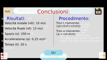 Screenshot of Risolutore di problemi: i Moti3