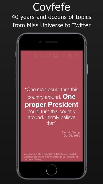 Trump Unmasked screenshot-6