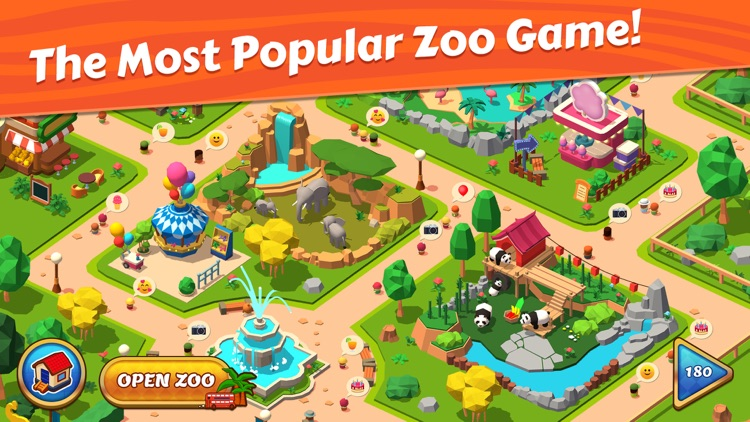 Zoo Mania: Mahjong Solitaire screenshot-6