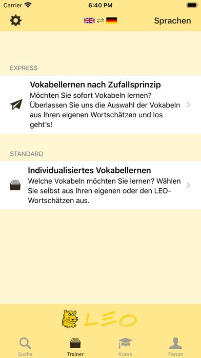 LEO Wörterbuchのおすすめ画像8