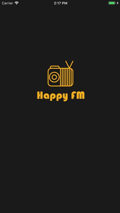 Happy FM screenshot 1