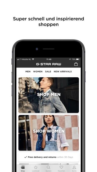 Herunterladen G-Star RAW – Official app für Pc