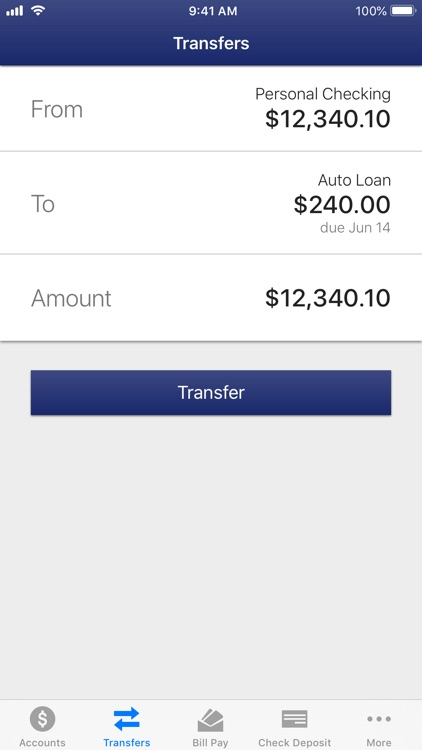 CCU FL Mobile Banking screenshot-3