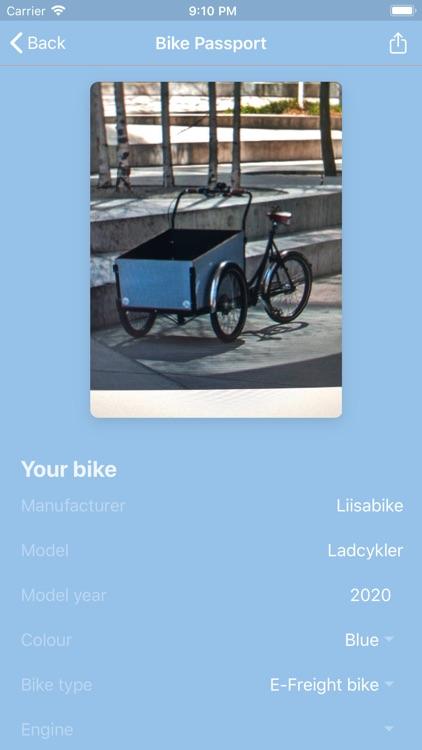 Liisabike screenshot-4