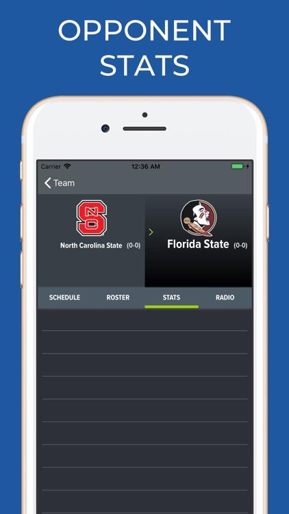 NC State Football App screenshot-7