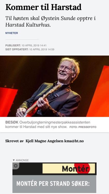 Harstad Tidende Nyheter
