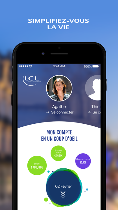 download Mes Comptes - LCL apps 3