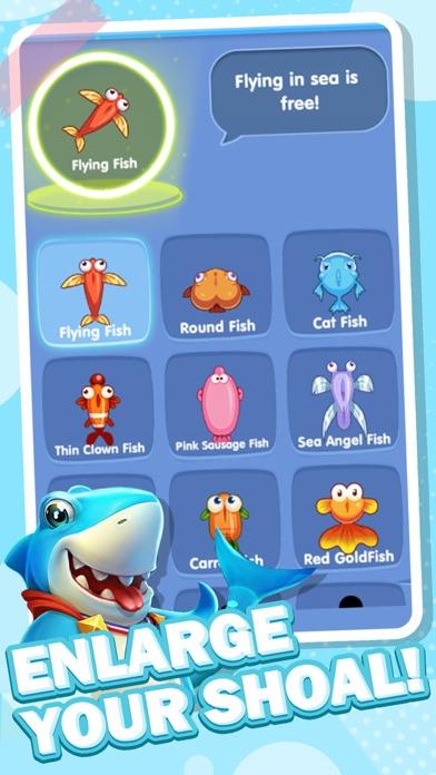 Fish Go.io - Be the fish king screenshot 4