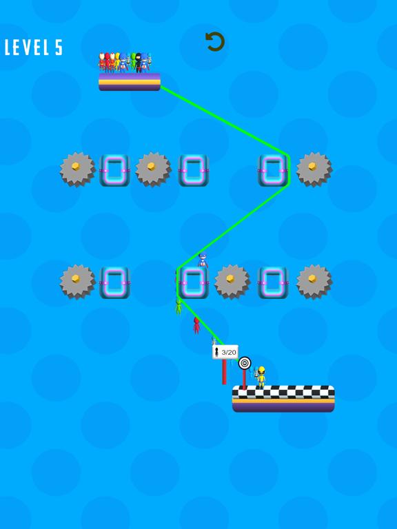 Fun Rope 3D - Rescue Puzzle screenshot 5