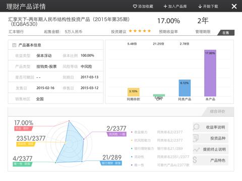 金拐棍理财资讯平台HD - náhled