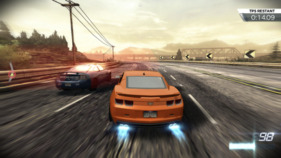 Screenshot for Need for Speed™ Most Wanted in Lebanon App Store