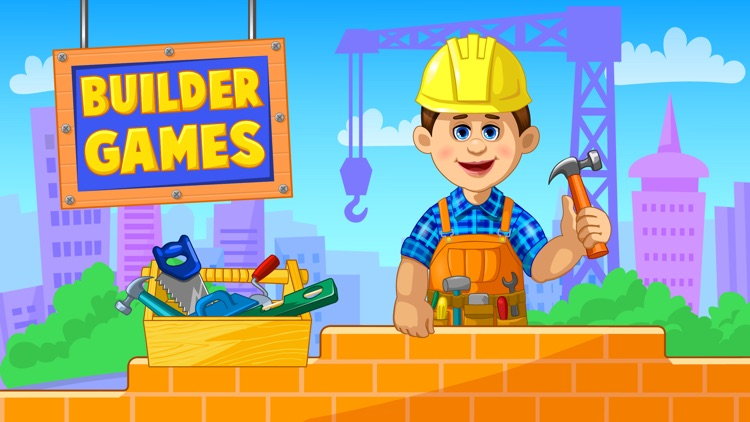 Builder Games screenshot-0