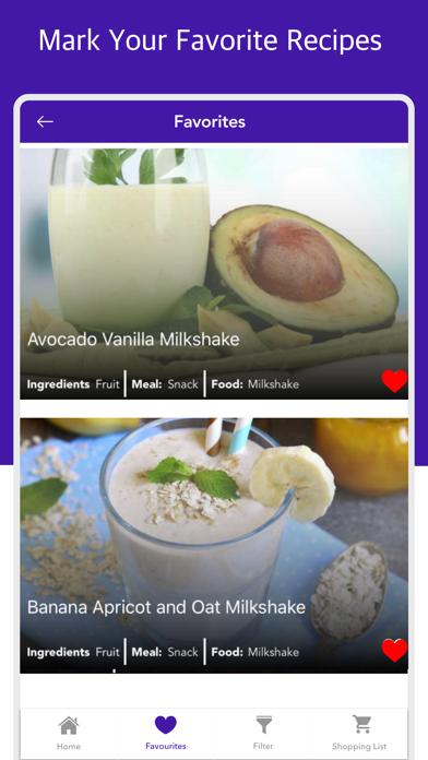 Descargar Diet shake & Milkshake Recipes para Android