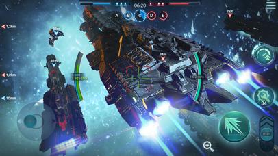 Space Armada: Galaxy Wars screenshot 1