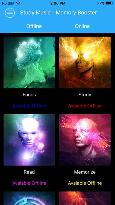 Study Music - Memory Boosterのおすすめ画像2