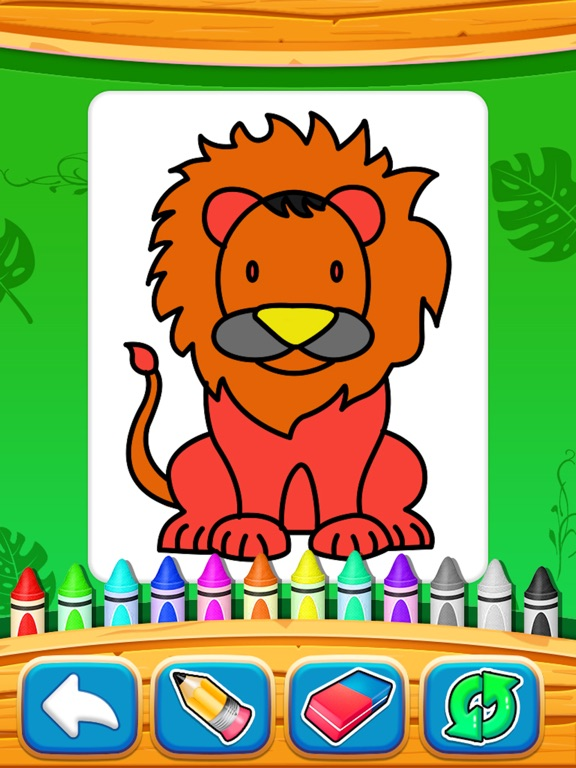 Coloring And Drawing Animals screenshot 7