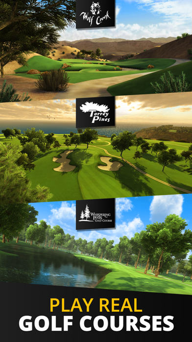 Ultimate Golf! screenshot 3