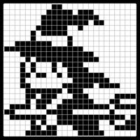Codes for Picross galaxy (nonogram) Hack