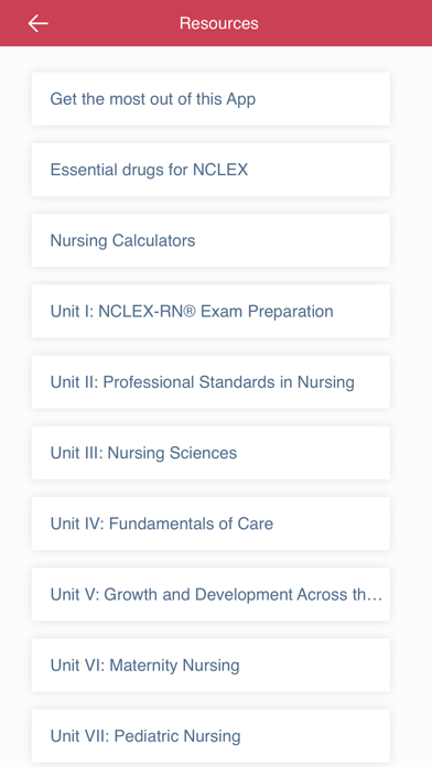 Saunders Comp Review NCLEX RN Screenshot