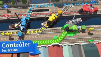 Screenshot #1 pour Train Conductor World