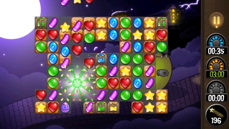 Candy Jewel Easter Match 3 screenshot-3