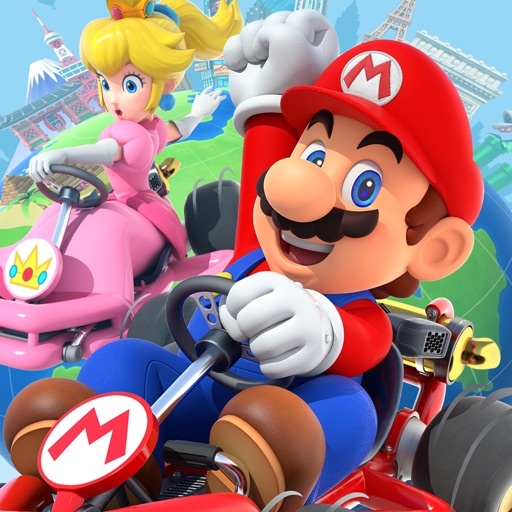 Mario Kart Tour App for iPhone - Free Download Mario Kart