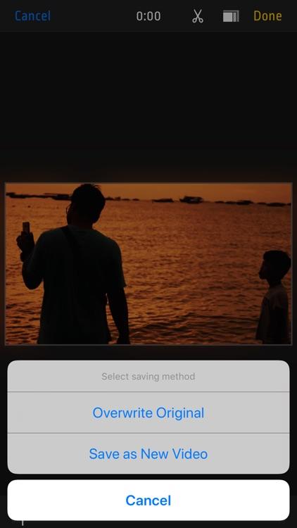 Video Zoom! - Apply Zoom, Crop screenshot-4