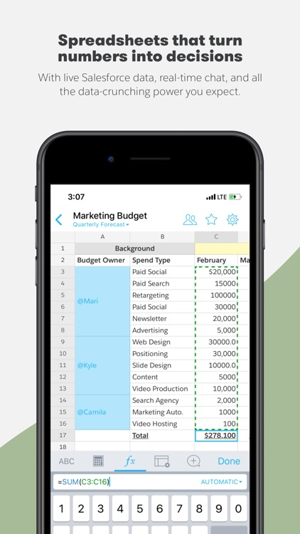 Quip - Docs, Chat, Sheets screenshot-3