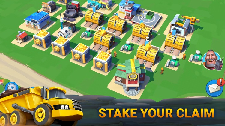 Planet Gold Rush screenshot-2
