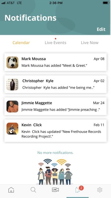 Fanbase Mobile screenshot-6
