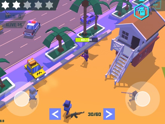 Nice City: Drive & Shoot screenshot 5