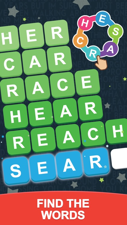 Word Search: Connect Letters screenshot-0