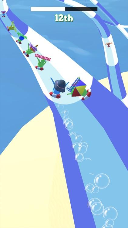 Aqua Race IO screenshot-7