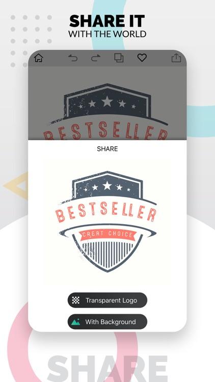 Logo Maker | Logoster screenshot-3