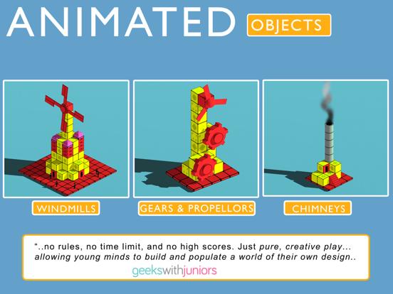 Blox 3D World Creator Screenshots