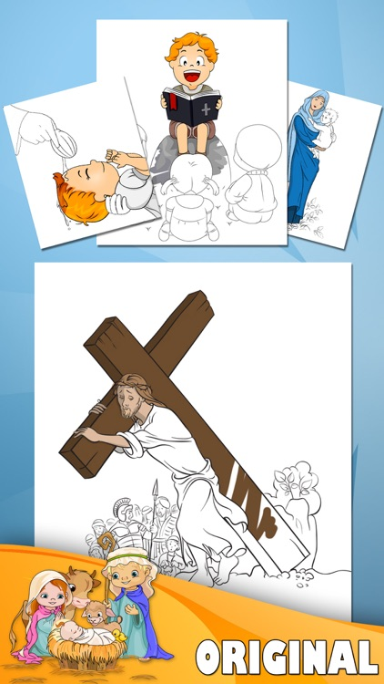 My Bible Coloring Pages