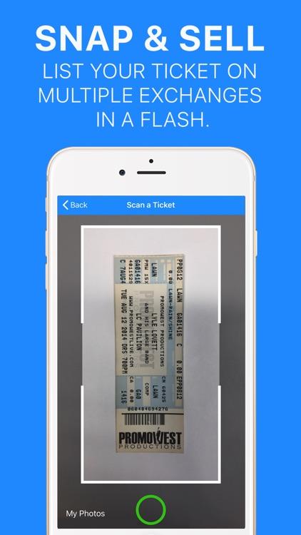 TicketFire · Buy, Sell Tickets