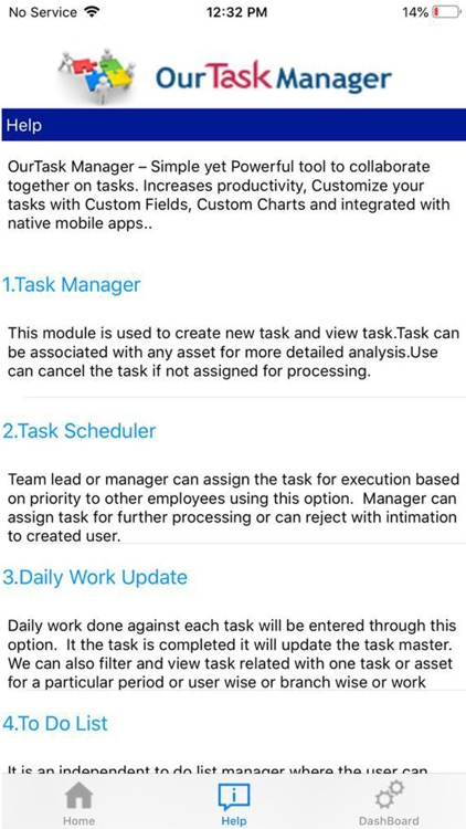 Our Task Manager screenshot-4