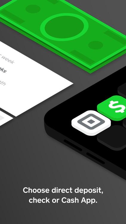 Square Payroll screenshot-3