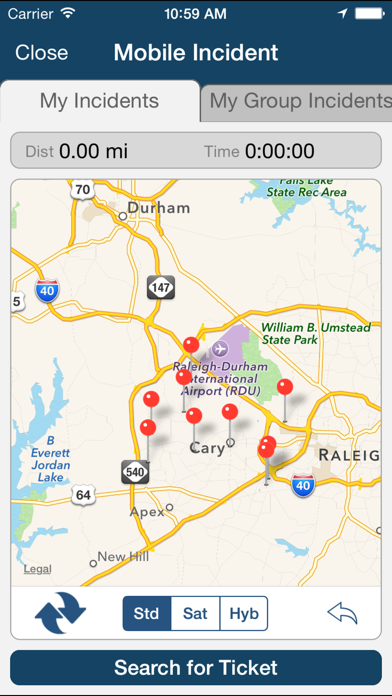 Mobile Reach screenshot three