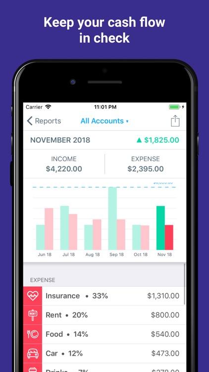 MoneyCoach - Budget & Money screenshot-3
