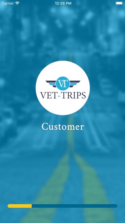 Vet-Trips Customer