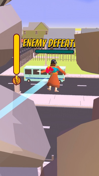 Hero Strike 3D screenshot 3