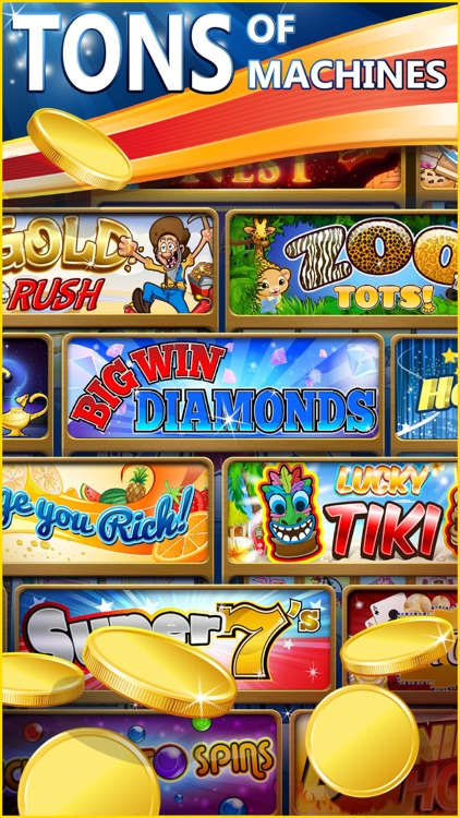 Big Win Slots™ - Slot Machines screenshot-2