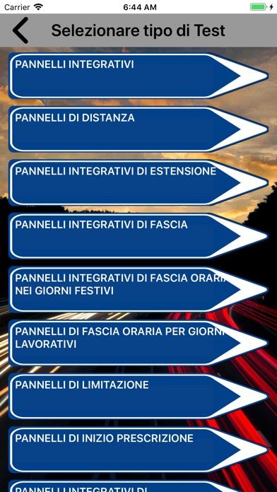 QuizPatente Multilingua screenshot #3